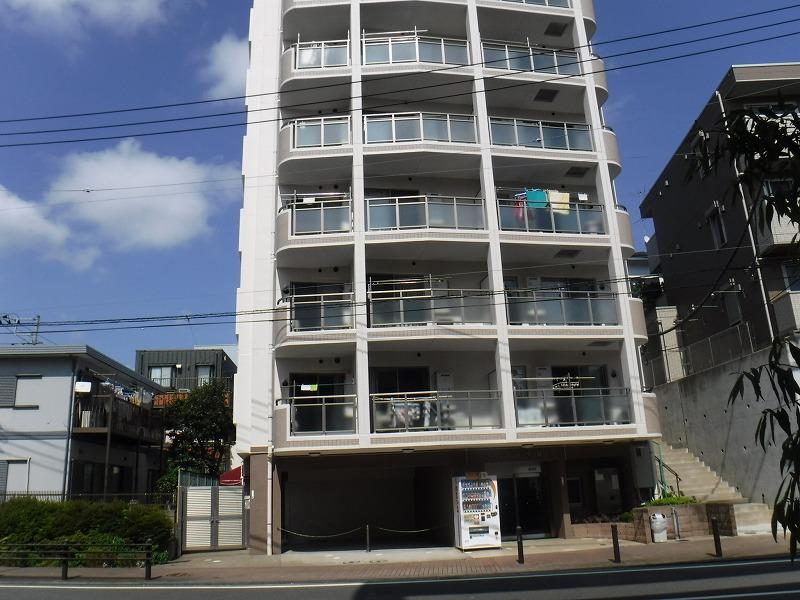 クレインティアラ横浜